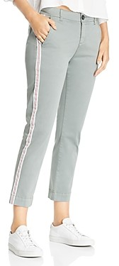 MKT Studio Princess Side Stripe Pants