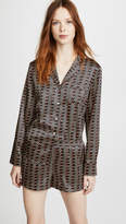 Stella McCartney Poppy Snoozing Long Sleeve Pajama Set