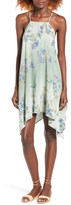 O'Neill Nicolette Floral Print Swing Dress