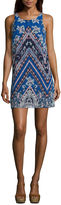 BY AND BY by&by Sleeveless A-Line Dress-Juniors