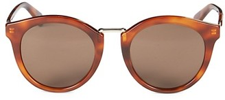 Kate Spade Joylyn 50MM Round Sunglasses