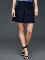 Gap Sailor mini skirt