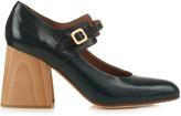Marni Mary-Jane block-heel pumps
