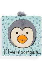 Jellycat Infant 'If I Were A Penguin' Board Book