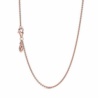 Pandora Women Silver Chain Necklace - 580413-45