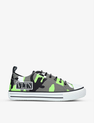 Valentino Giggies mesh low-top trainers