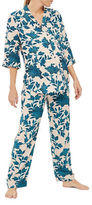 Topshop MATERNITY Geo Floral Pyjama Two-Piece Set