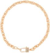 Ettika Lock Necklace