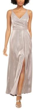 Night Way Nightway Glitter Gown