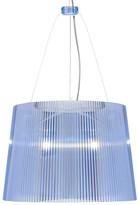 Kartell Ge Ceiling Lamp - Light Blue
