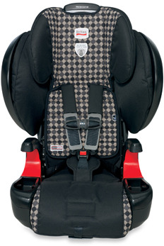 Britax Pinnacle™ 90 Combination Harness-2-Booster™ - Black/Grey