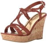 Rampage Women's Cammer Platform Sandal