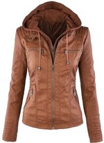 Brown Winter Jacket - ShopStyle Canada
