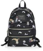 Marc Jacobs Tossed Charm Backpack