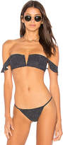 Amuse Society x FLYNN SKYE Audri Bandeau in Black. - size L (also in XS)