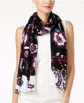 INC International Concepts Floral Soft Wrap & Scarf in One, Created for Macy's
