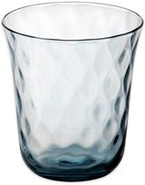 Padma Optic Double Old Fashioned Glass in Smoky Blue