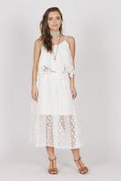 Raga Vanilla Lace Skirt