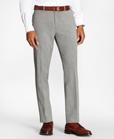 Brooks Brothers Houndscheck Wool Suit Trousers