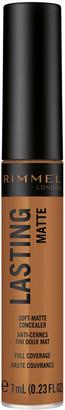 Rimmel Lasting Matte Concealer 7Ml #050 - Mocha