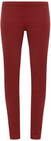 Dorothy Perkins Red elasticated jeggings
