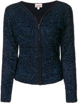 Armani Collezioni bouclé jacket