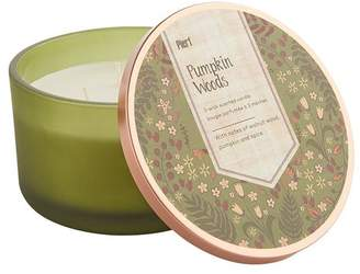 Pier 1 Imports Pumpkin Woods Filled 3-Wick Candle