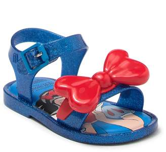 Mini Melissa Disney Snow White Mini Mar Sandal (Toddler)