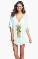 Wildfox 'Pineapple' Tunic Cover-Up Pool Party X-Small