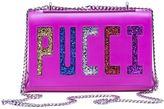 Emilio Pucci Pucci Glitter Shoulder Bag