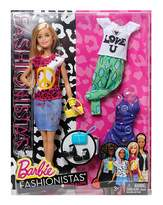 Barbie Fashionista Peace & Love Doll - O