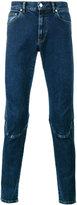 Kenzo Biker slim-fit jeans - men - Cotton/Polyester/Polyurethane - 29