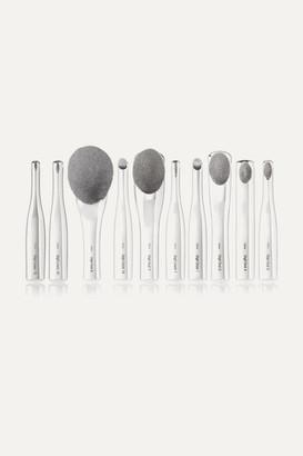 Artis Brush Digit 10 Brush Set - White