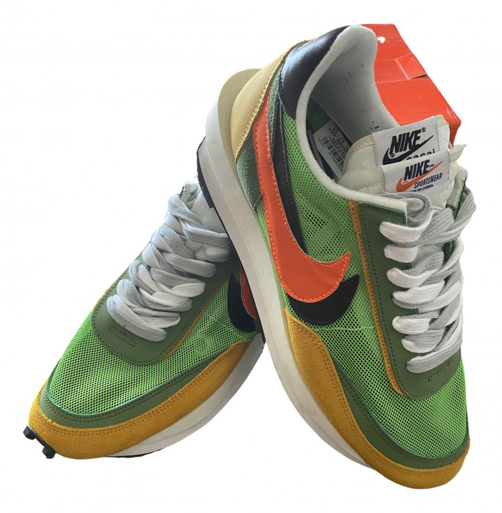 hogar Absurdo Ru  Nike Waffle Trainer | Shop the world's largest collection of fashion |  ShopStyle
