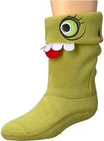 Hunter Boot Sock Alien Cuff Nylon Kids Shoes