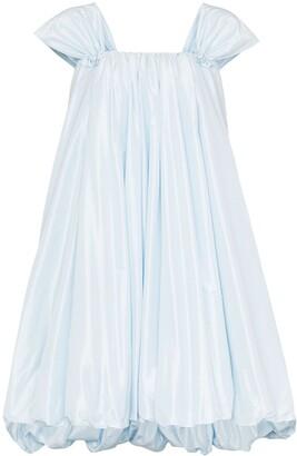 Simone Rocha bubble hem mini dress