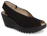 Fly London Women's Yazu Wedge Sandal