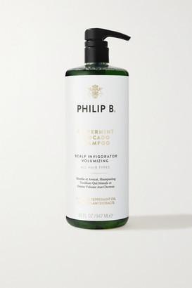 Philip B Peppermint Avocado Shampoo, 947ml - Colorless