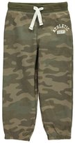 "Carter's Little Boys' Toddler ""Camo Fleece"" Sweatpants"