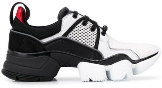 Givenchy two-tone Jaw sneakers