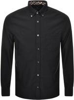 Aquascutum London Bevan Classic Oxford Shirt Navy
