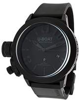 U-Boat Classico Automatic Black Ion-plated Stainless Steel Men's Watch 6949