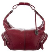 Tod's Textured Leather Hobo