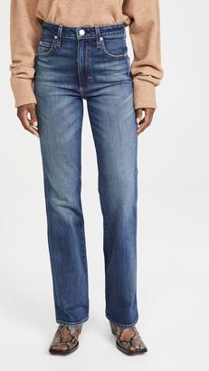 Amo High Rise Kick Jeans