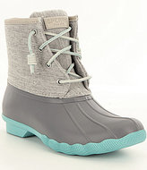 Sperry Saltwater Pop-Outsole Waterproof Cold-Weather Duck Boots