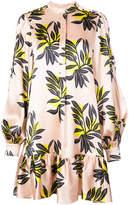 Roksanda palm print dress