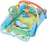 Sun Baby Play Mat/Playpen with Pillow, Safari