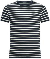 A.p.c. Mousse Tshirt - Dark Navy