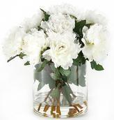 Garden Peonies in Vase