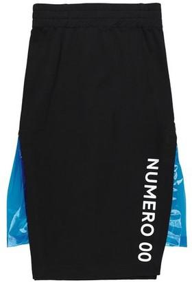 Numero 00 3/4 length skirt